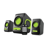 SPEAKER MINI/BOX SONIC GEAR QUARTO - 2,1 MURAH + REMOTE