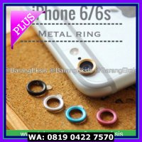 (Sale) Ring Camera Iphone 6/6s / Pelindung Kamera / Lens Protector