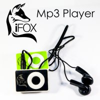 Buy 1 get 1 iFox Mp3 Player Jepit Mp3 Shuffle Jepit Mp3 Player Mini Media Player