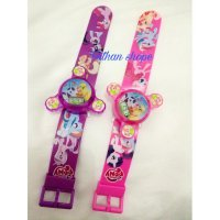 Jam tangan anak my little pony/fidget spinner/melody