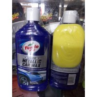 Turtle Metallic Car Wax Promomurahh05