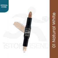 SILKYGIRL PhotoSharp Contour & Highlight Stick 01 Natural Light (GF0142-01)