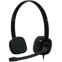 Logitech Stereo Headset H151 HargaPrommo03