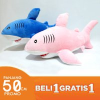 promo buy 1 get 1 Free boneka hiu baby shark animal uk.