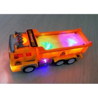 MAINAN MOBIL TRUCK ENGINEERING FLASH ELECTRIC 4D SUPER POWERFUL