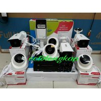 #Kamera CCTV PAKET CCTV 8CHANNEL 2.0 MP 1080P FULL HD SONY XMOR