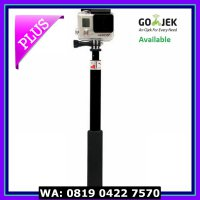 (Murah) Monopod Tongsis For Action Camera (Xiaomi Yi, Kogan, Etc)