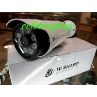 (Kamera CCTV) KAMERA CCTV HI SHARP 2.0 MP 1080P FULL HD 25FPS OUTDOOR