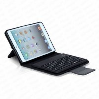 [globalbuy] Wireless Bluetooth Silicon Keyboard Case Cover For Apple iPad Mini Retina 3 2 /5516900
