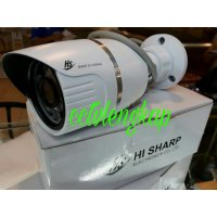 (Kamera CCTV) KAMERA CCTV HI SHARP 2.0MP 1080P FULL HD OUTDOOR