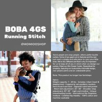 Boba 4Gs Running Stitch