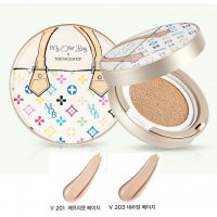 THE FACE SHOP OIL CONTROL WATER CUSHION SPF50/PA+++ MY OTHER BAG CASING