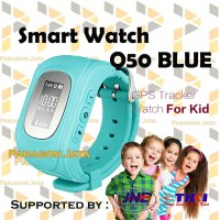 Smartwatch Q50 / Q50 Smart Watch for Kids with GPS Sim Card - Blue