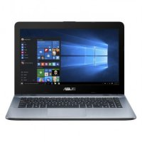ASUS X441UV CORE I3-6006/4GB/500GB/14/VGA GT920 2GB/WIN10/ Silver