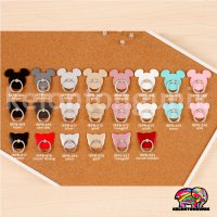 iRing/ Ring Holder/ Cincin HP / Ring Stand - Polos Bentuk Doff