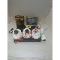 Promo Paket Cctv Full Hd 4Chanel 3Mp HargaPrommo03