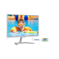 LCD Monitor LED Philips 246E7QDSW - 23.6 Inch UltraWide Colour Monitor