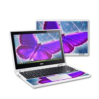 [poledit] MightySkins Protective Vinyl Skin Decal for Acer Chromebook R11 Screen case wrap/13048233