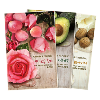 (Nature republic) REAL NATURE MASK SHEET - 10 VARIANT
