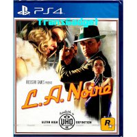 [Sony PS4] L.A. Noire