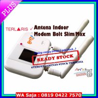 Antena Indoor Portable Modem Bolt Huawei E5372 Slim / Max 4G LTE ~MIMO
