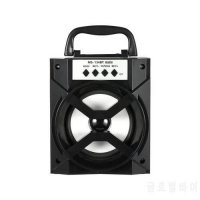 [globalbuy] Top Deals Outdoor Bluetooth Wireless Portable Speaker Super Bass with USB/TF/A/5375928