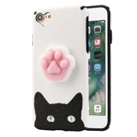 Squishy 3D Cute Animal Soft Silicone Back Case Cover For IPhone 7 4.7Inch