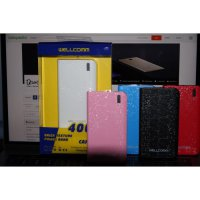Powerbank Wellcomm 4000 mAh Real Capacity