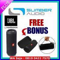 (Speaker) JBL Flip-3 / Flip3 Original Bonus Hard Case