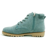 Korean trendy casual comfort men boots [4 cm] / shoes baekpaeding mayujeu man Walker 1731638 ankle