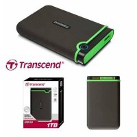 HDD External Transcend Storejet 25M3-1TB USB 3 Anti Shock