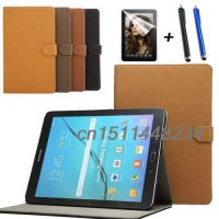 [globalbuy] Hot sale Luxury retro PU Leather case cover For Samsung Galaxy Tab A 8.0 T350 /5362115