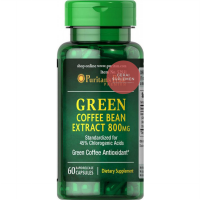 GREEN COFFEE Bean 800 mg - Membakar Lemak - Pelangsing