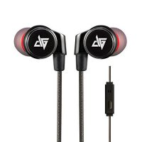 [macyskorea] AUGLAMOUR R1s HiFi 3.5mm Music Metal Noise Cancelling In-ear Earphone With Mi/18439729