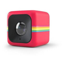 [macyskorea] Polaroid Cube HD 1080p Lifestyle Action Video Camera (Red) [Discontinued by M/16563273