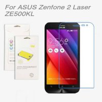 [globalbuy] For ASUS ZE500KL Zenfone 2 Laser,3pcs/lot High Clear LCD Screen Protector Film/3036000