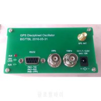 [globalbuy] 1PC 13MHz OUTPUT SINE WAVE GPS DISCiPLINED CLOCK GPSDO with Antenna power supp/5528639