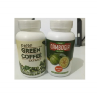 Pure Cambogia Ultra - Pure Green Coffee Biotrimlabs Original USA