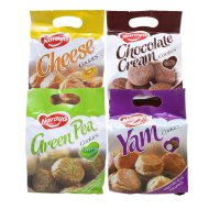 Naraya Cream Cookies 4 Varian Rasa [NEW]