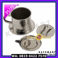 (Diskon) Vietnam Coffee Drip 7Q / Penyaring Kopi / Coffee Maker Tools