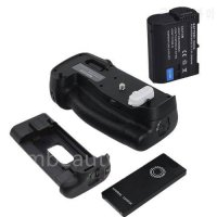 [globalbuy] Battery Grip Pack For Nikon D500 Camera as MB-D17 MBD17 + IR remote Control + /5288357