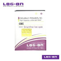 LOG-ON Battery For Smartfren Hotspot - Double Power & IC Battery - Garansi 6 Bulan