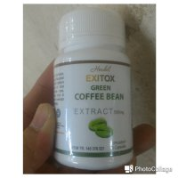 Kapsul Pelangsing Green Coffee Bean HENDEL