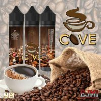 e liquid vapor cove 60ml.3mg by ejmi original cove sweet black coffee