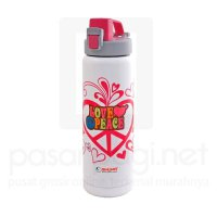 Shuma S/S Vacuum Sport Bottle Gel 600 ml