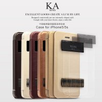 Leather Flip Case KLD Kalaideng KA-ii - Iphone 5 / 5S / SE