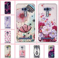 [globalbuy] for Asus ZenFone 2 Laser ZE500KL 5.0 inch Silicon Case Fashion Case For ASUS Z/5419714