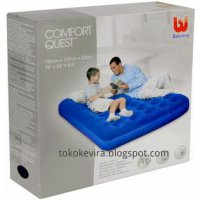 (Limited) Kasur Angin Double + Pompa Bestway