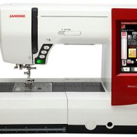 #STT45 Janome Memory Craft 9900 Mesin bordir computerised - Jahit Quilting Portable