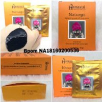 Hanasui Peel Off Mask - Naturgo BPOM - 1 Box